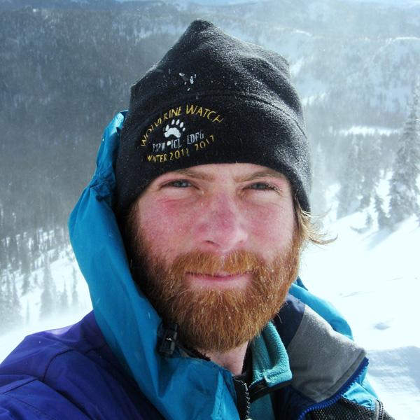 portrait of Brad Hartshorn